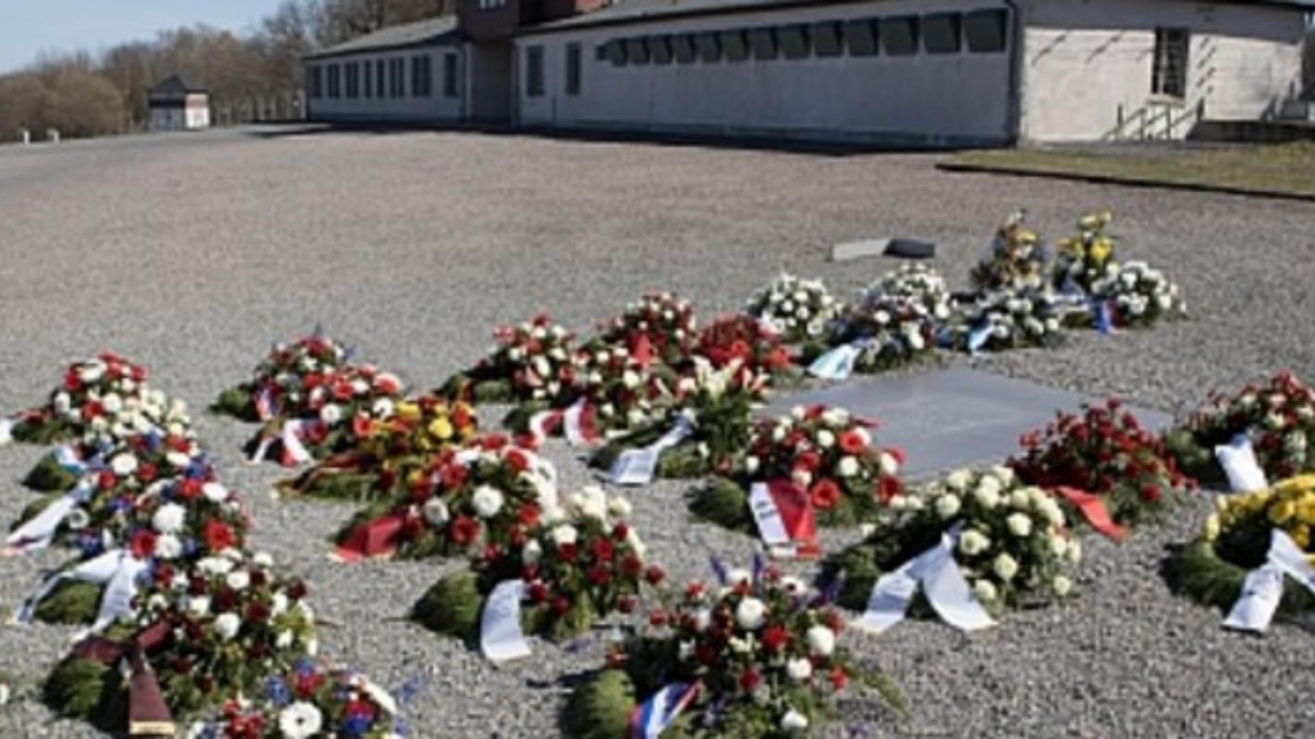 76 de ani de la eliberarea lagărului Buchenwald (foro: Third Generation Buchenwald)