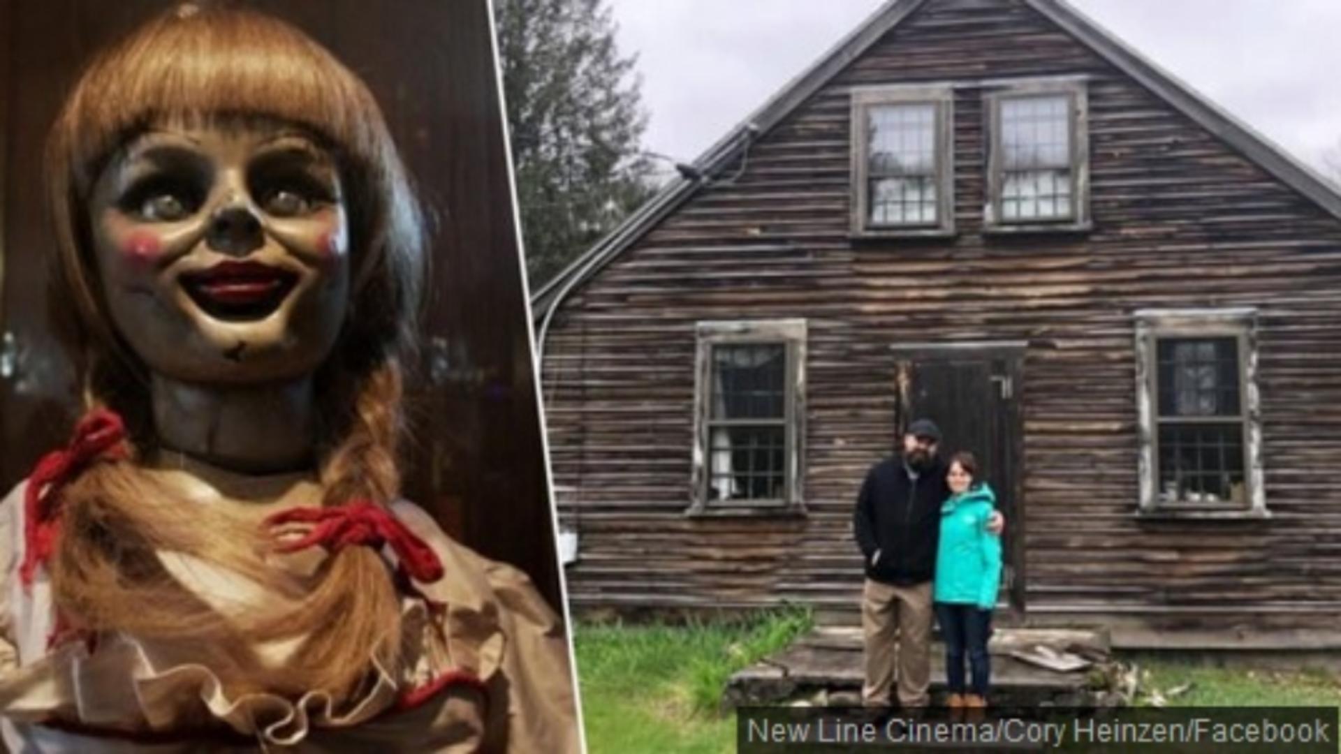 Istoria casei începe undeva în îndepărtații ani 1970