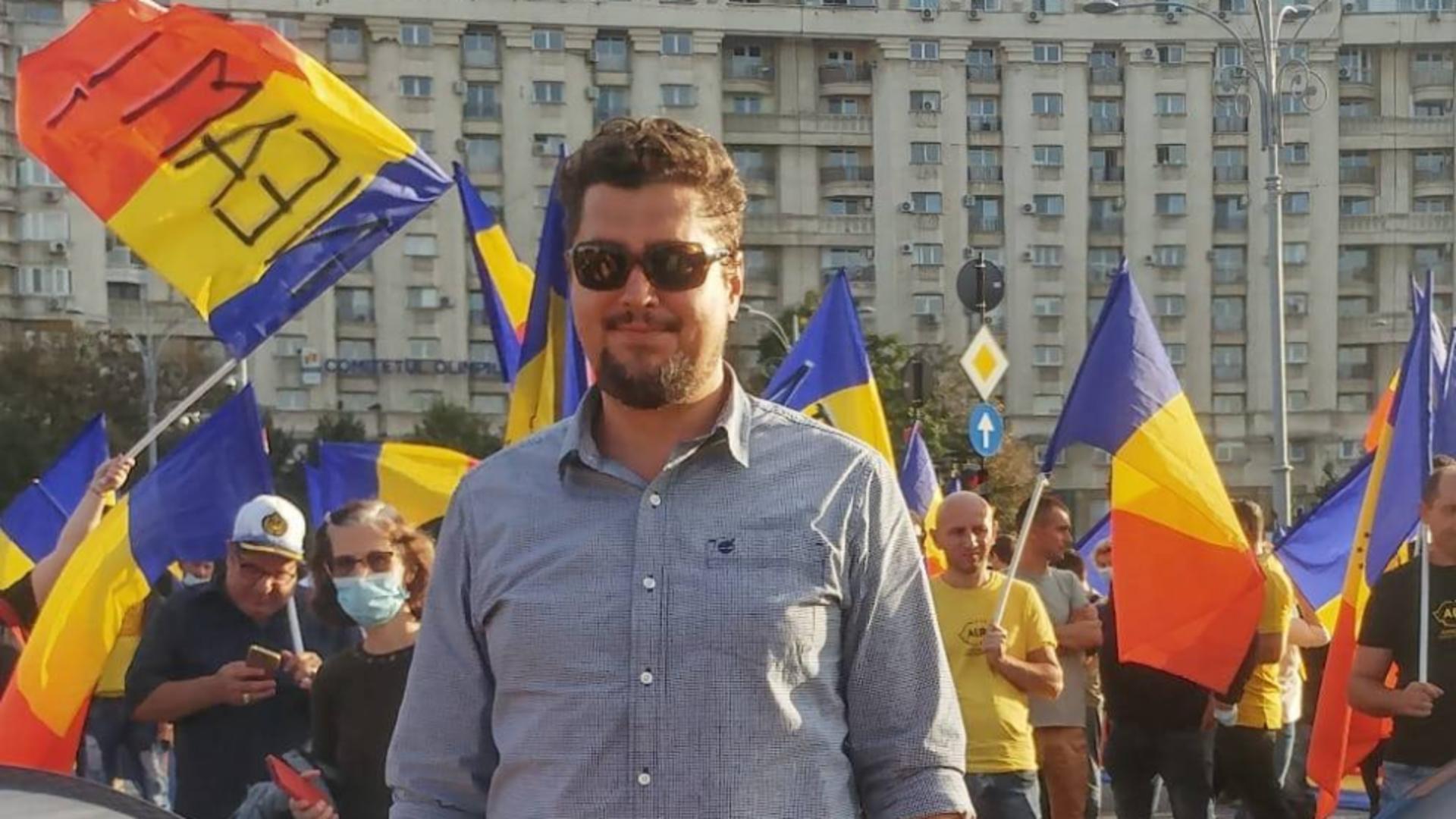 Claudiu Tarziu, AUR/foto: profil Facebook