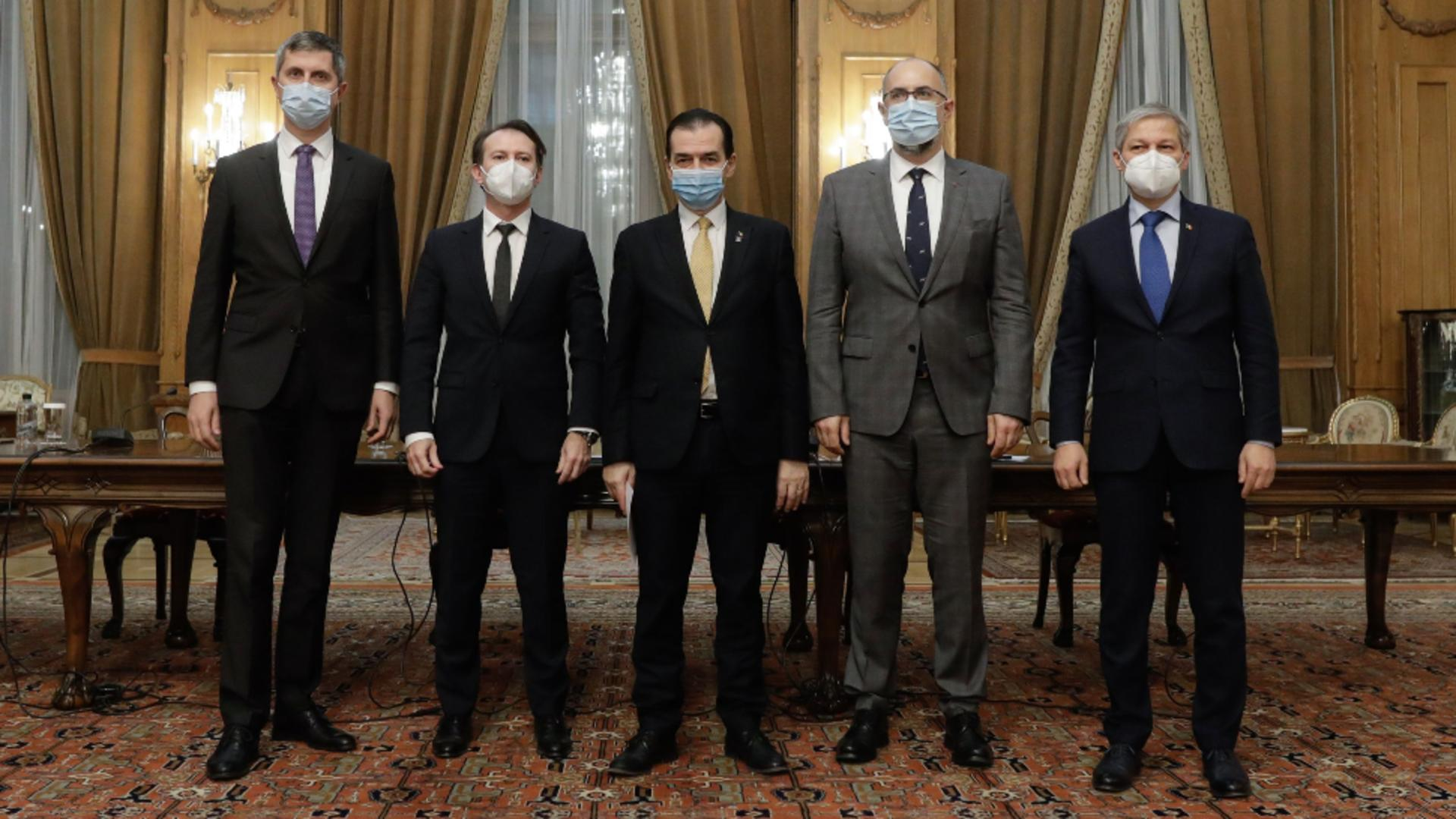 Coaliția de guvernare
