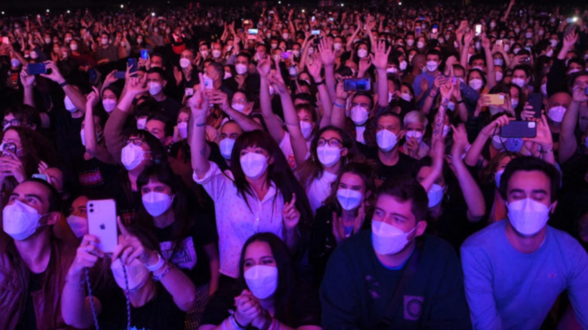 Concert experimental la Barcelona