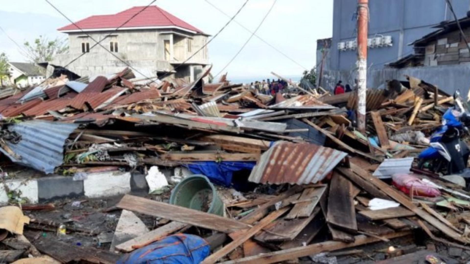 Cutremur Indonezia