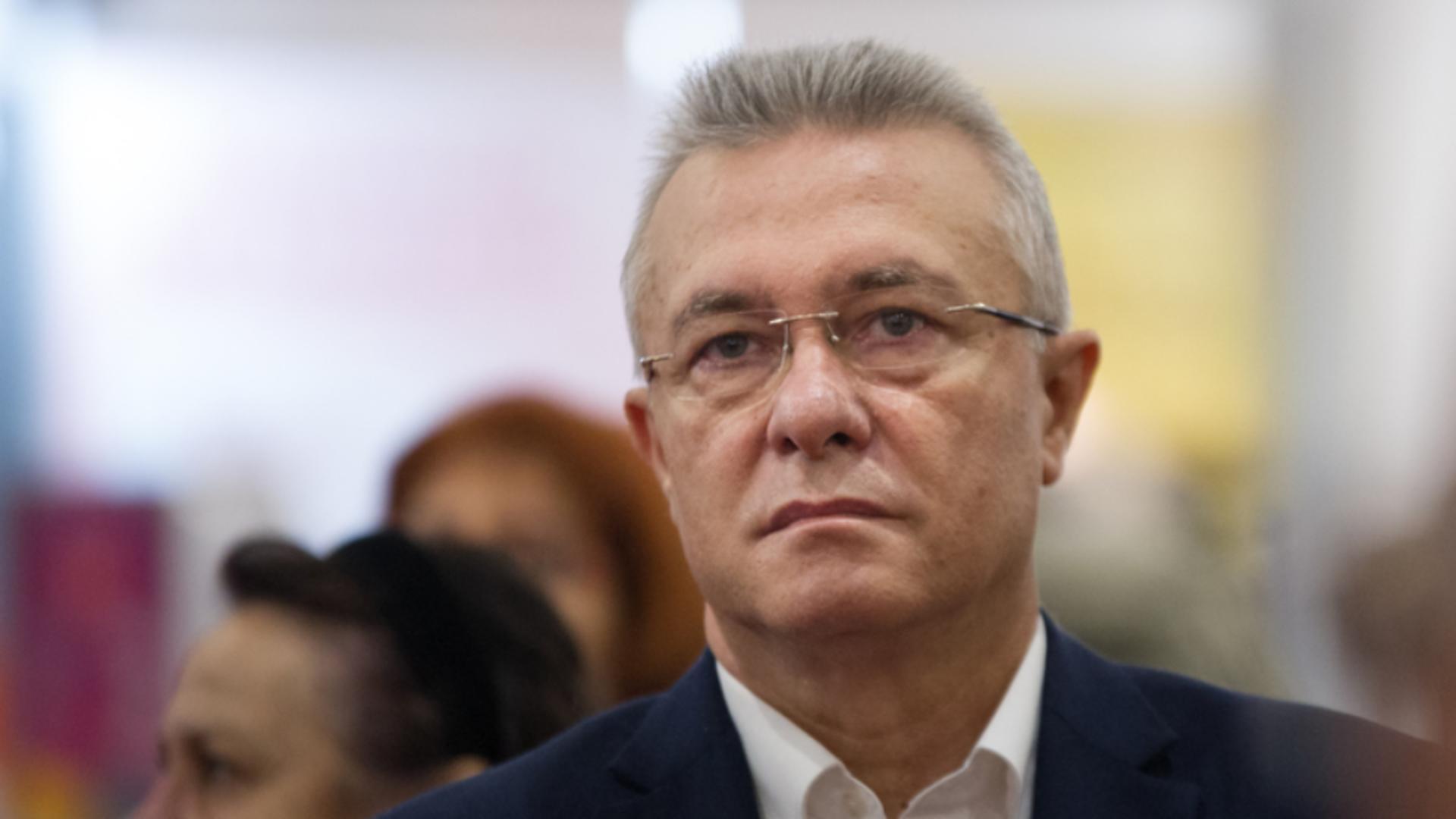 Cristian Diaconescu, acuzații grave după demiterea lui Vlad Voiculescu