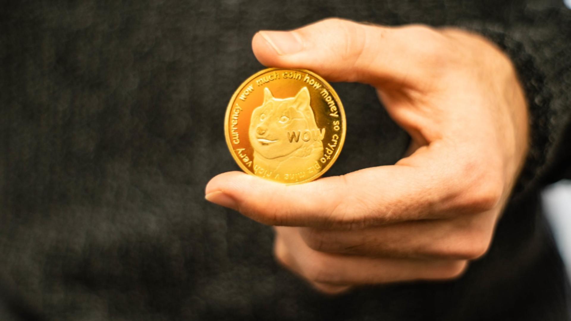 Moneda virtuală creată ca o glumă a ajuns să valoreze o avere. Foto/Coindesk