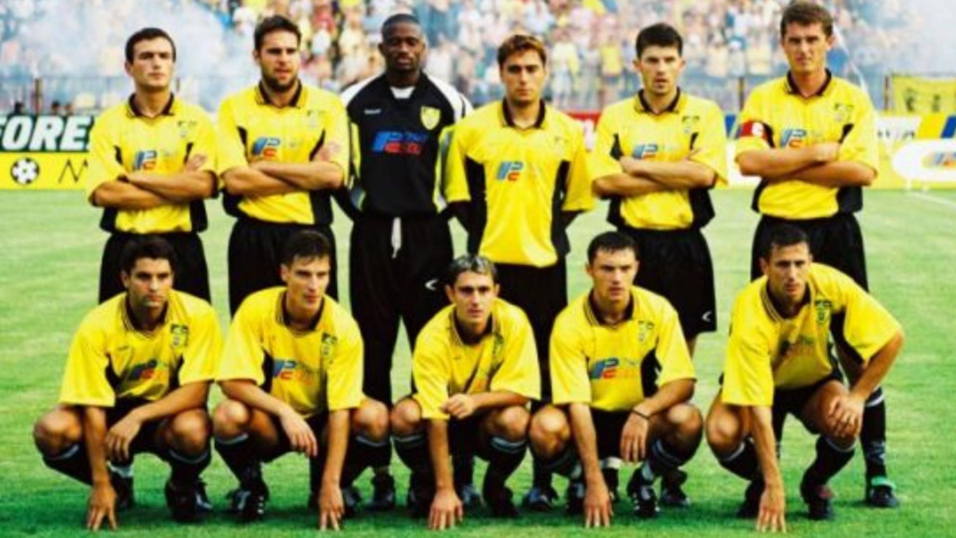 FC Brasov 2001
