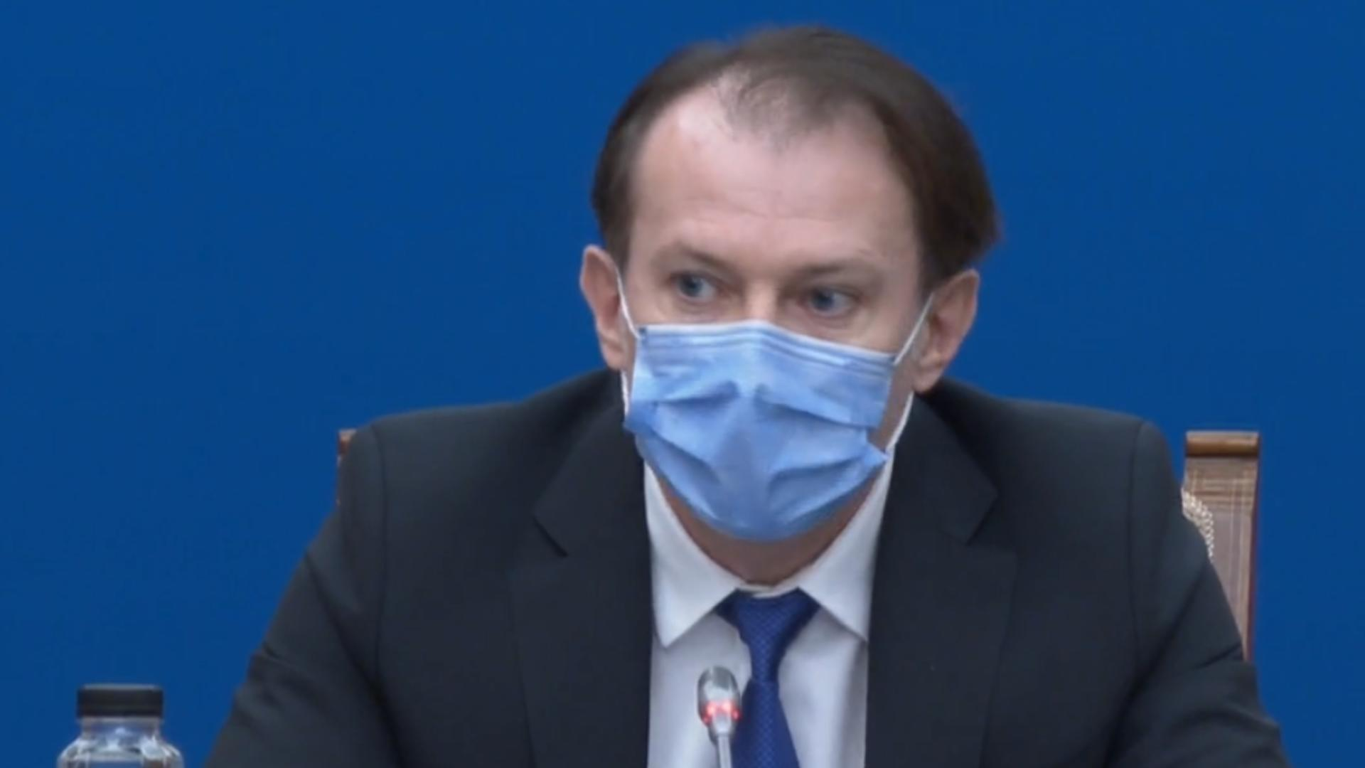 Florin Cîțu, prim-ministrul României