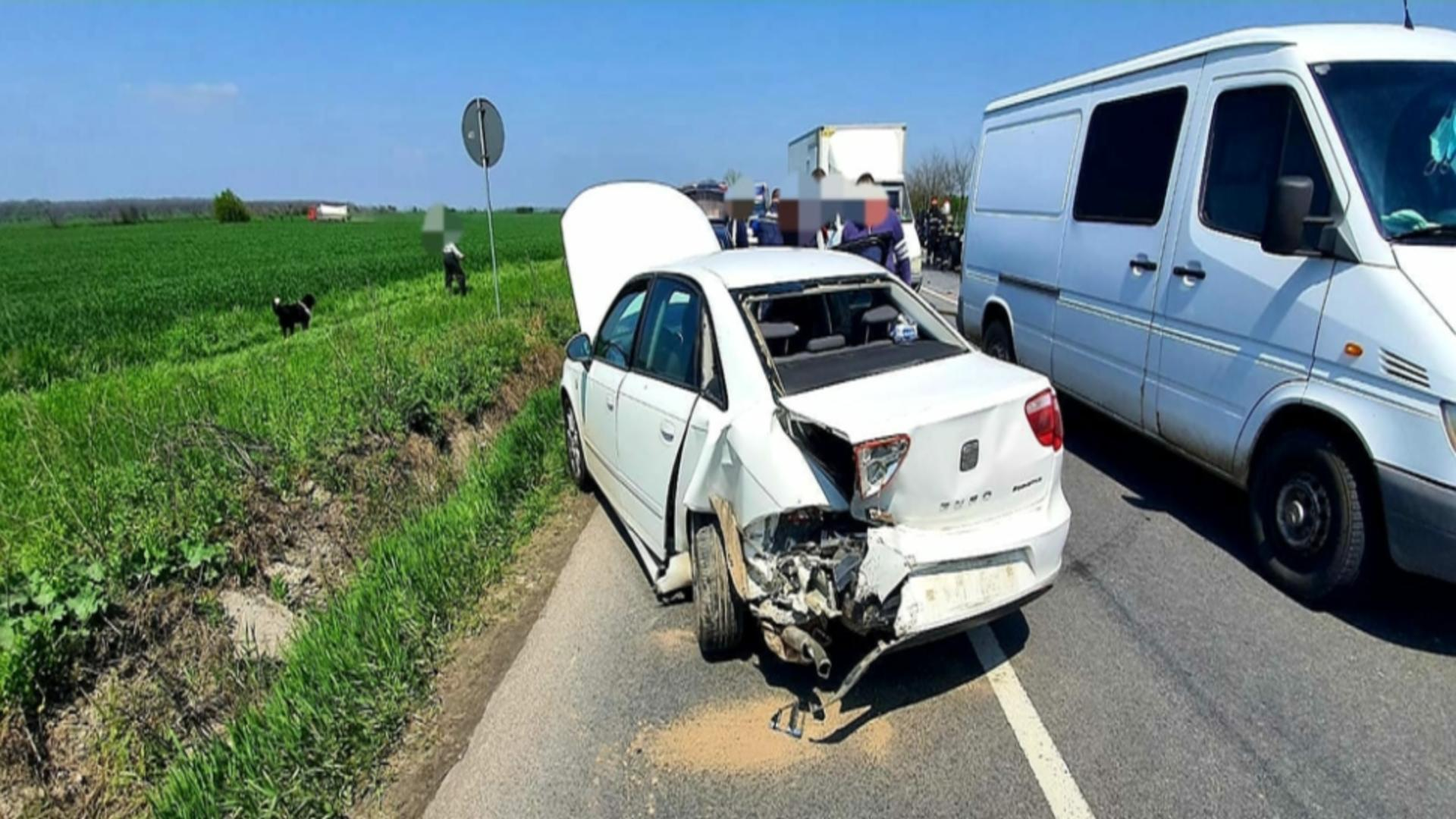 Accident DN2