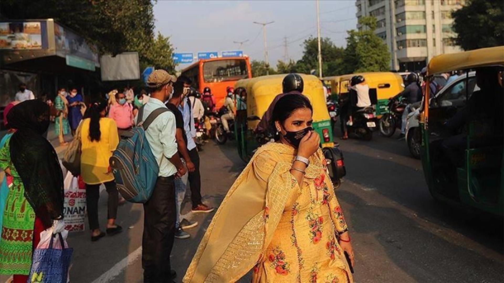 Record de infectări COVID în India