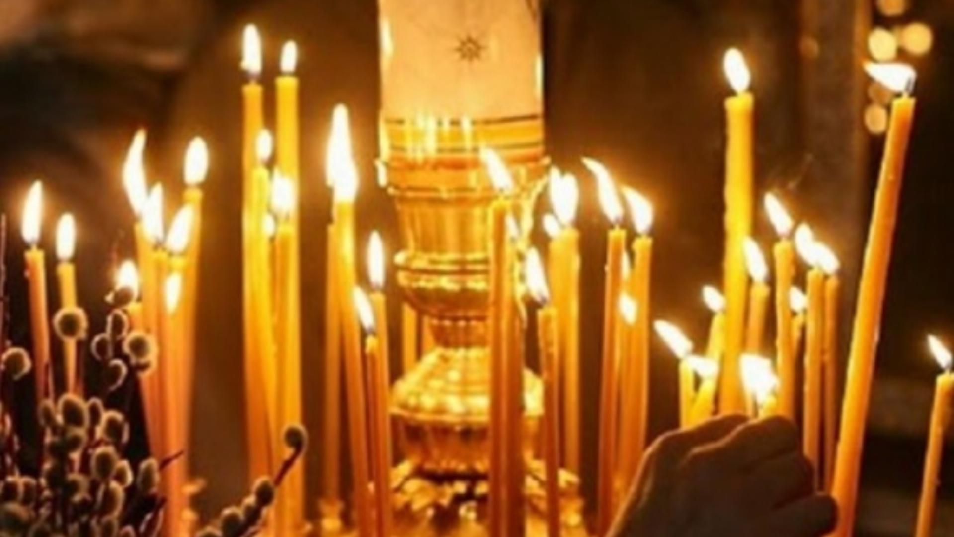 Părintele Ionel Vrajitoru a murit