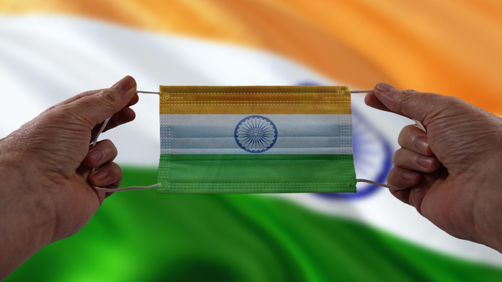 India - record sumbru COVID