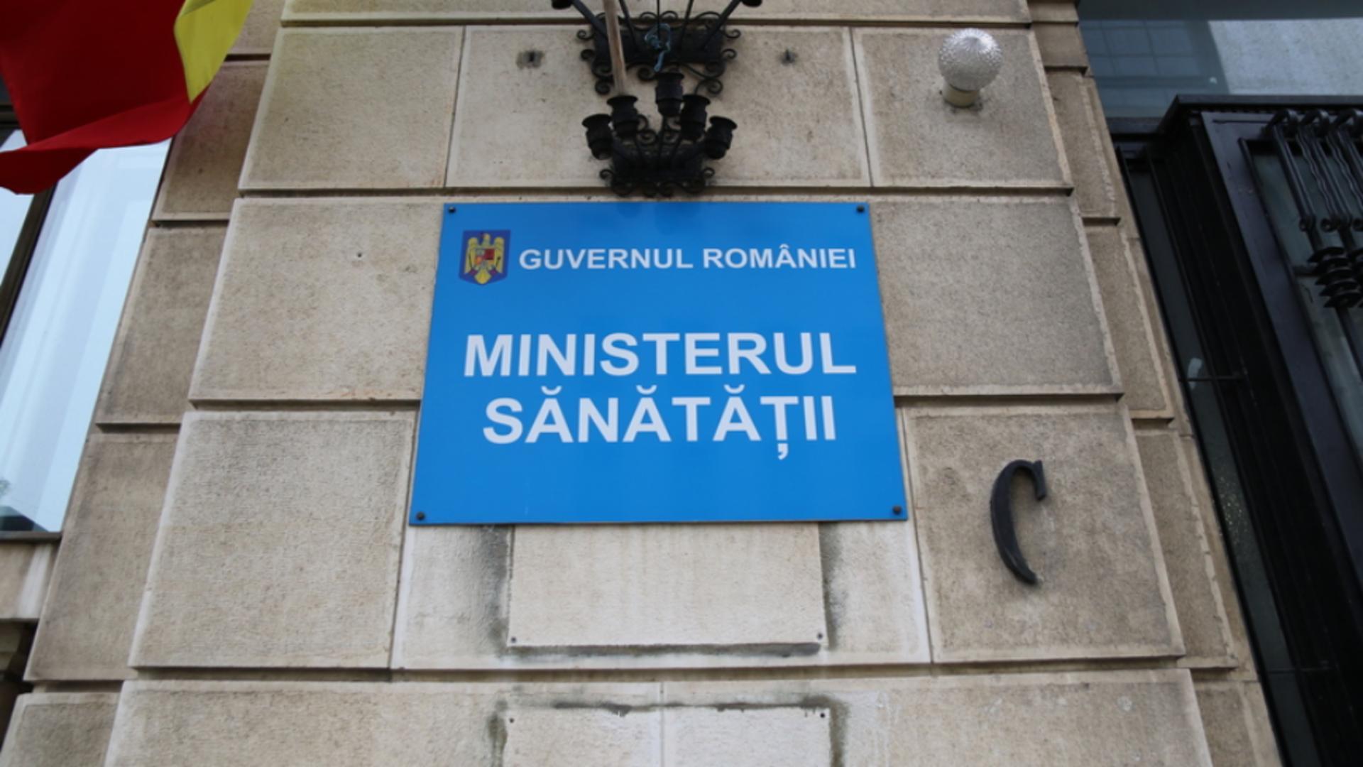 Ministerul Sănătății