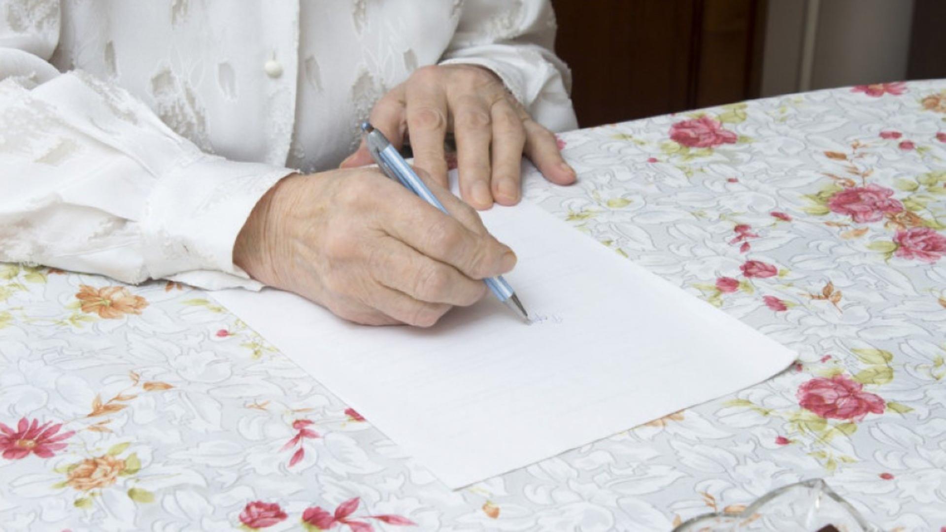 Moștenire impresionantă lăsată de o femeie în vârstă de 91 de ani