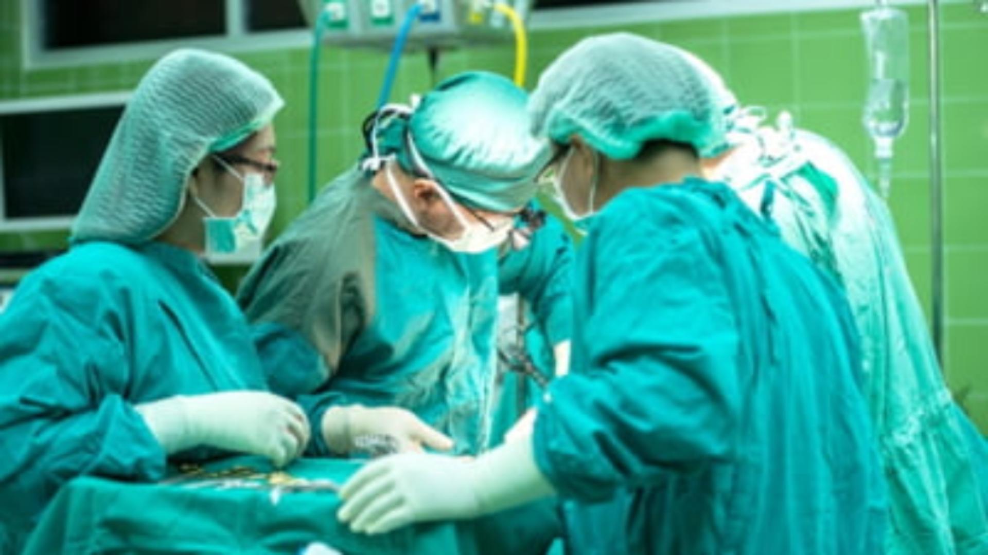 Sală de operație