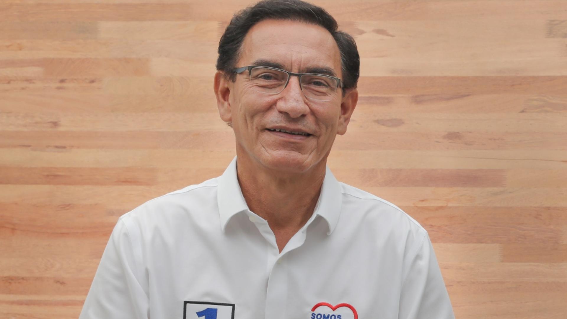 Fostul președinte din Peru are Covid-19 la 6 luni după ce s-a vaccinat. Foto/Facebook