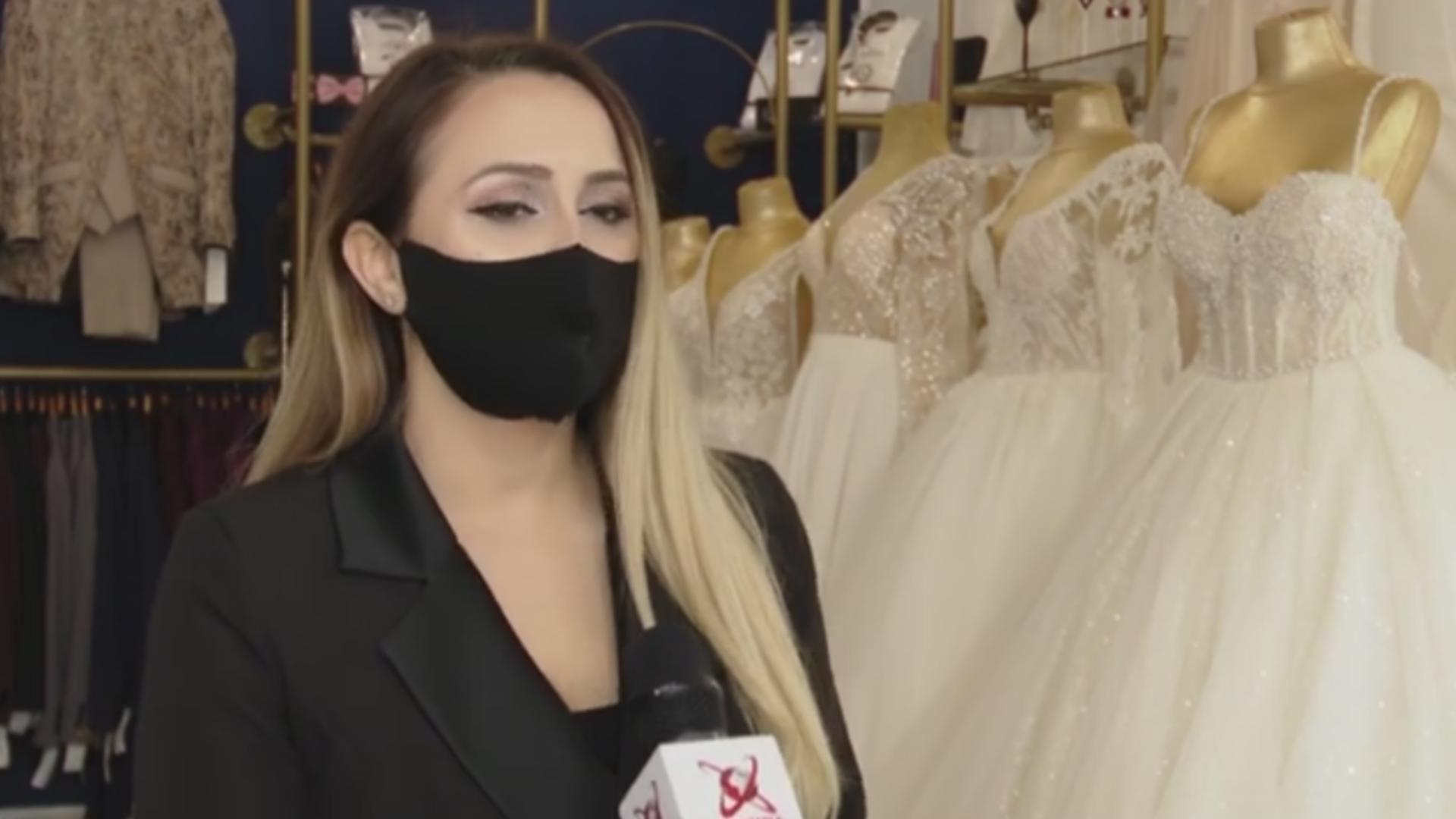 Rochie cu certificat de retunare, in caz de anulare a nunții