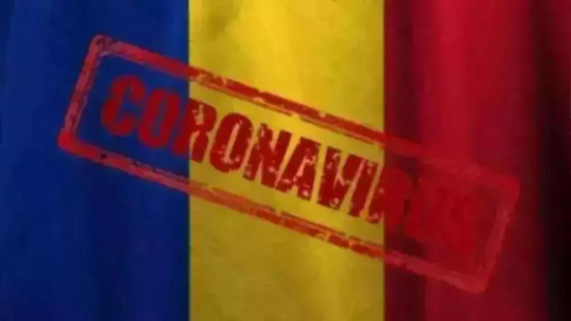 Date la zi despre rata de infectare din România
