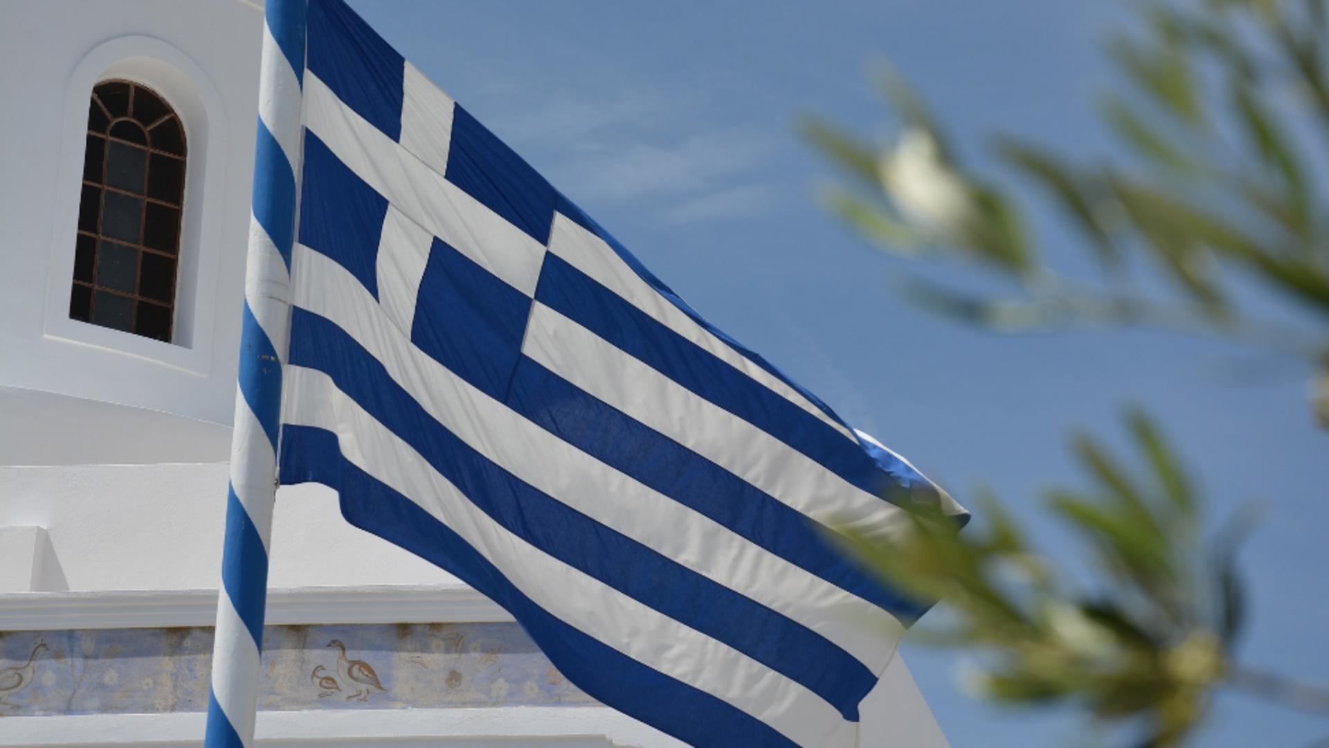 Ploi torențiale și vijelii se anuță în Grecia. Foto arhivă