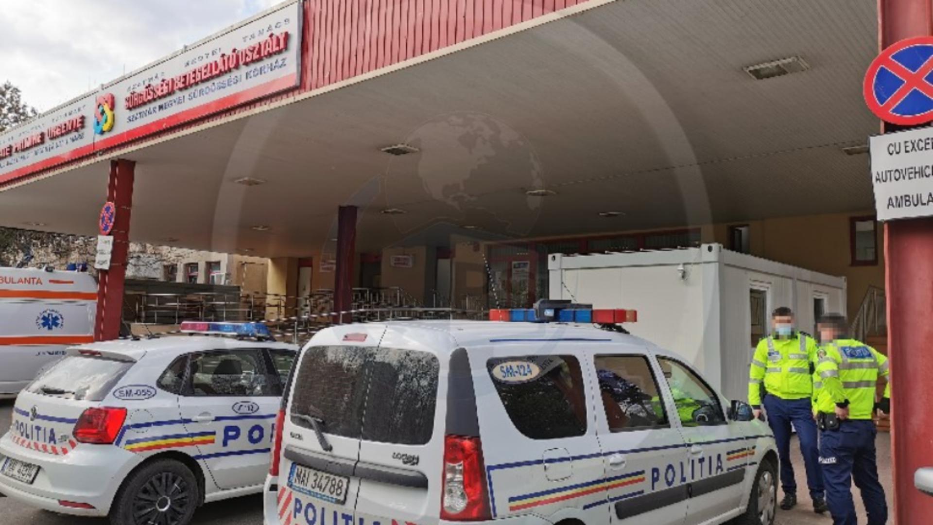 Scandal la UPU Satu Mare