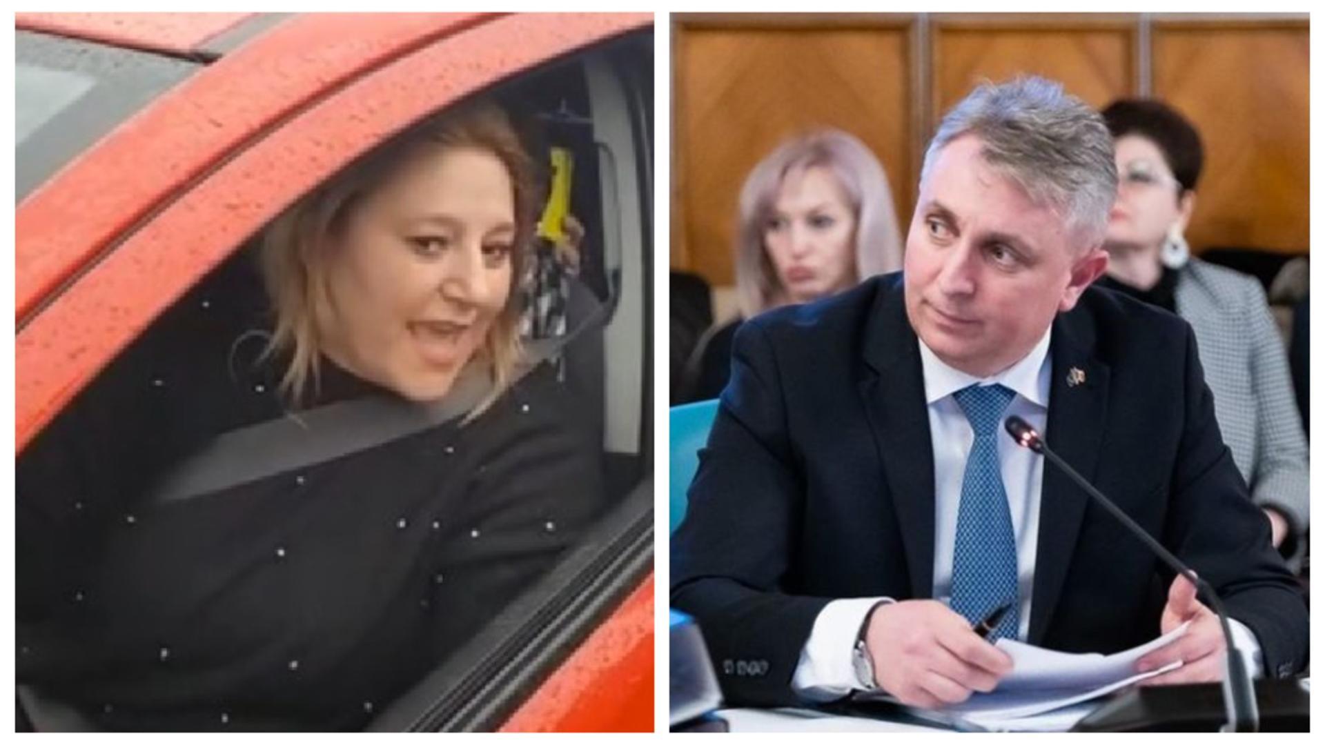 Ministrul de Interne, exasperat de Diana Șoșoacă: A fost sancționată, foarte greu mă abțin să comentez