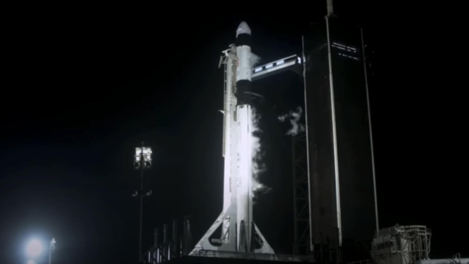 Nou succes al companiei lui Elon Musk. Foto: captură YouTube
