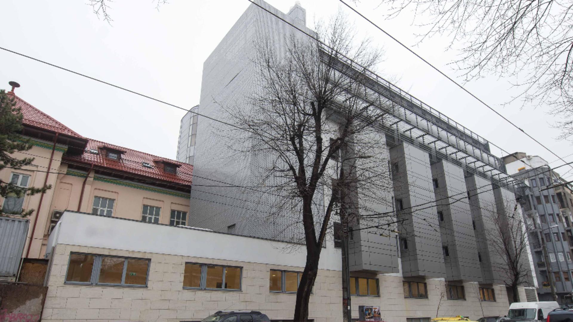 Spital Foișor