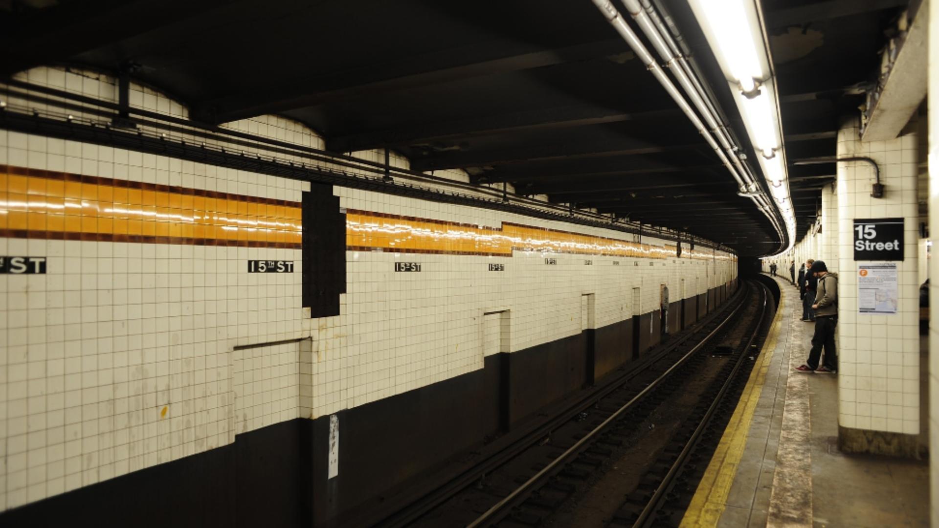 Atac metrou din New York  - sentinta