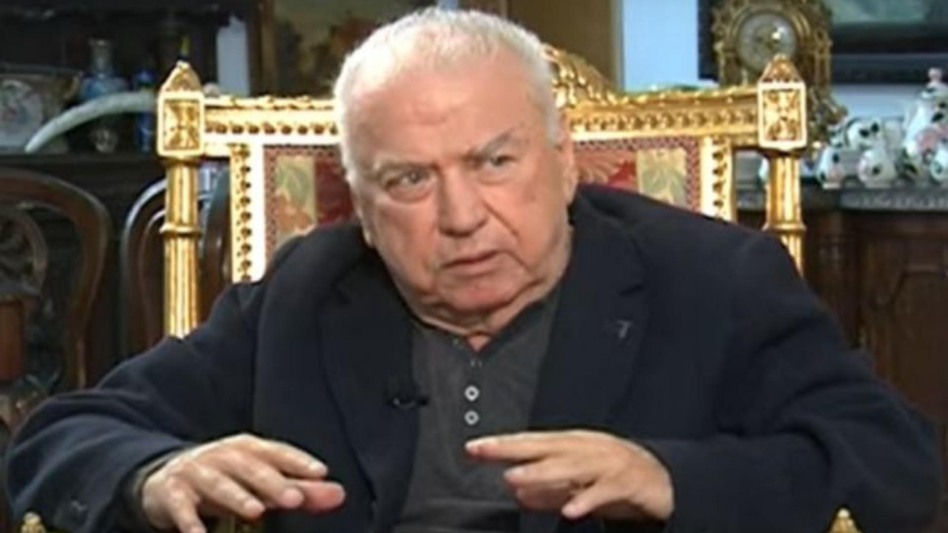 21:00 Ediție-eveniment a emisiunii Culisele Statului Paralel: Dezvăluirile lui IOAN TALPEȘ, fostul șef SIE
