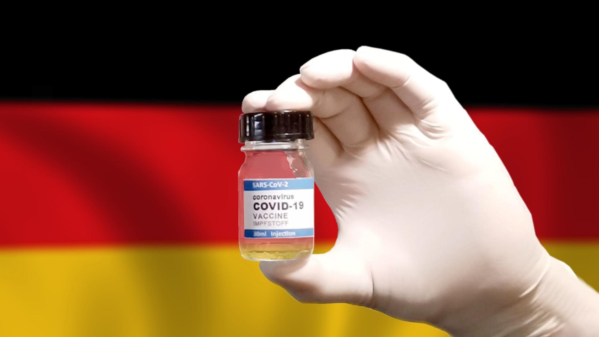 Solutie salina inn loc de vaccin/sursa foto: Pixabay