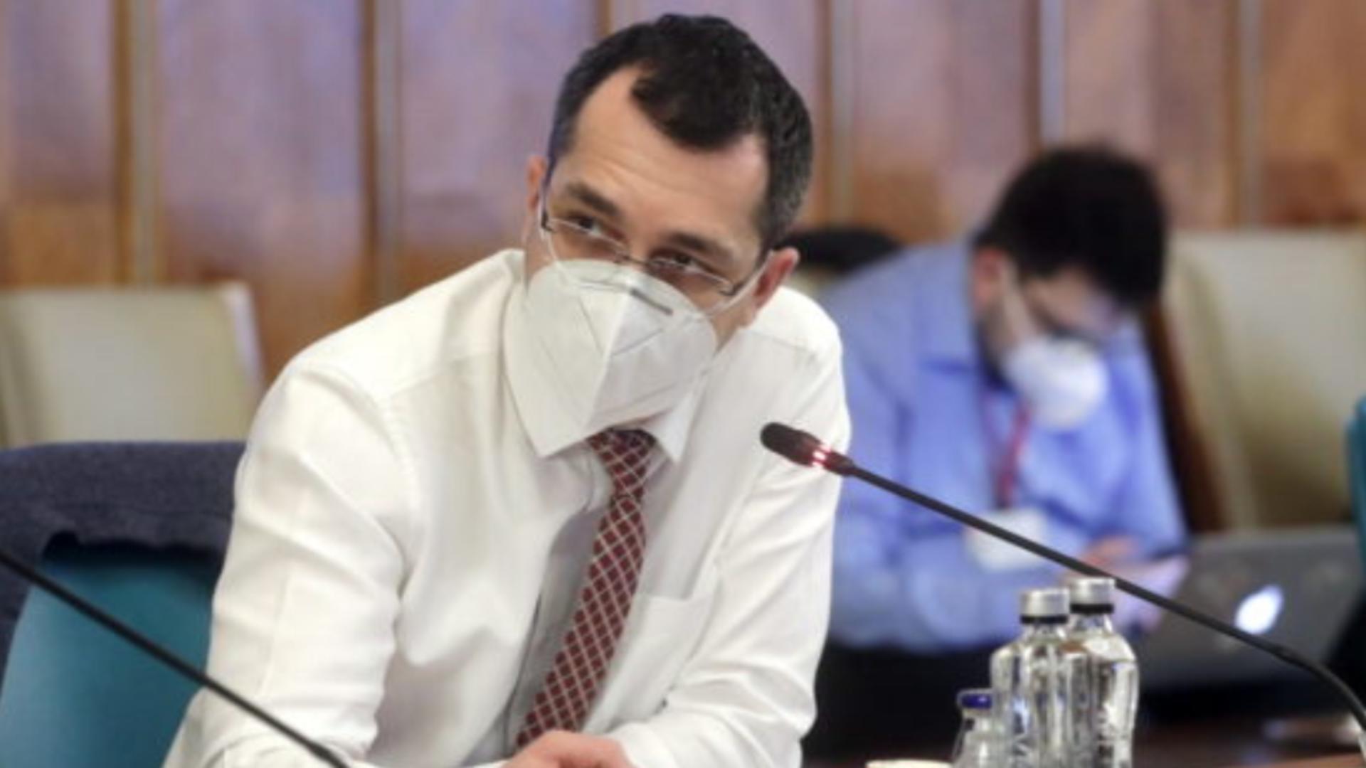 Vlad Voiculescu, fost ministru a Sănătății