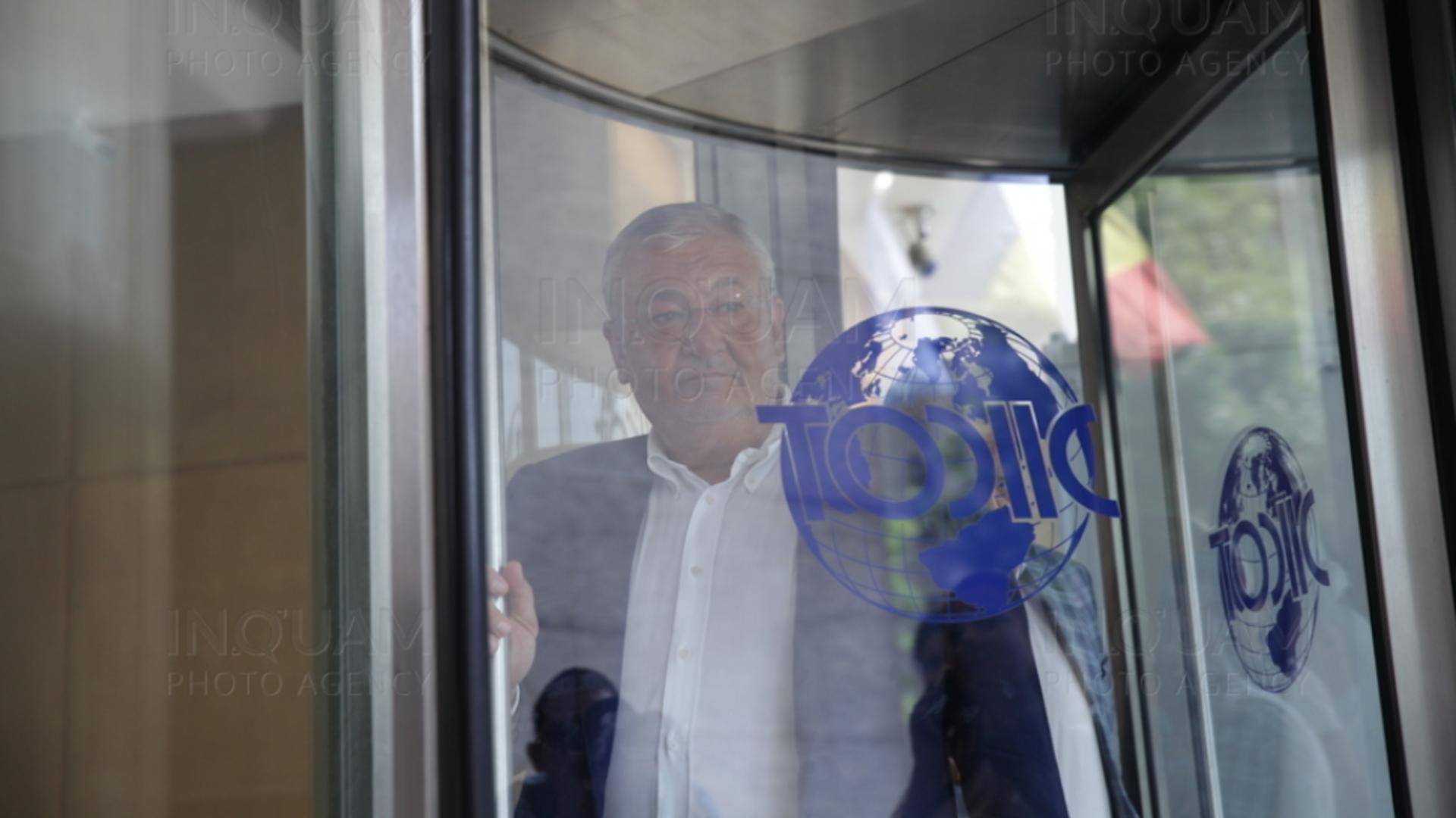 Berceanu și Paskany, chemati ca martori în dorsarul de corupție al lui Vlădescu. Foto Inquam