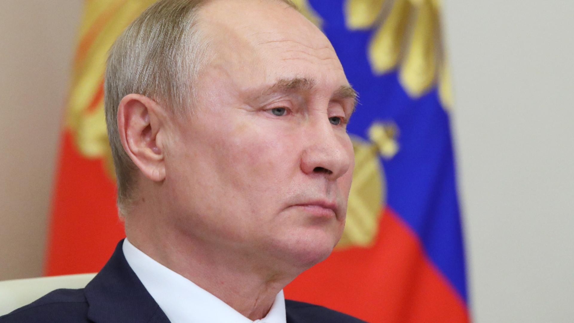 Vladimir Putin/sursa foto: Profi Media