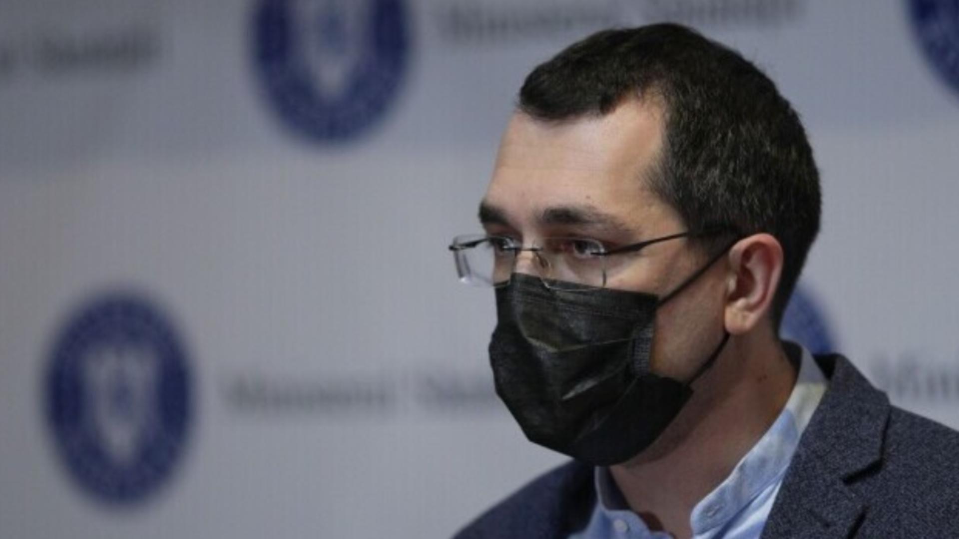 Ministerul Sănătății confirmă tragedia de la Victor Babes Foto: InquamPhotos/Octav Ganea