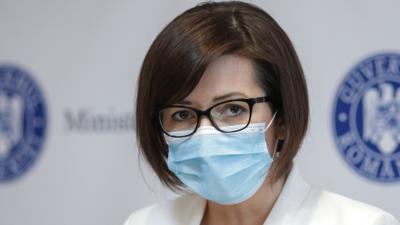 Ioana Mihăilă, noul ministru al Sănătății. Foto/Inquam