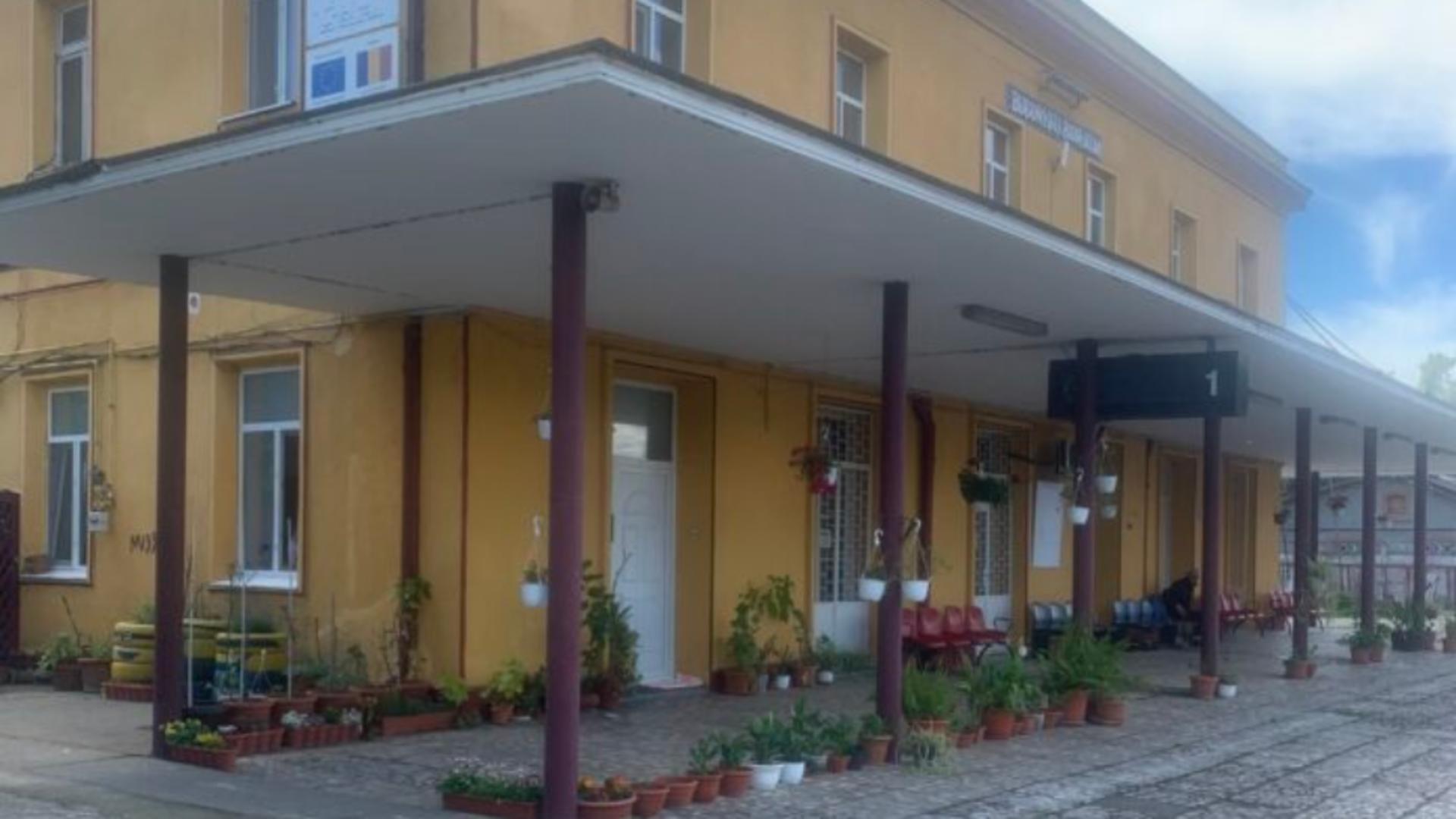 Gara Băneasa