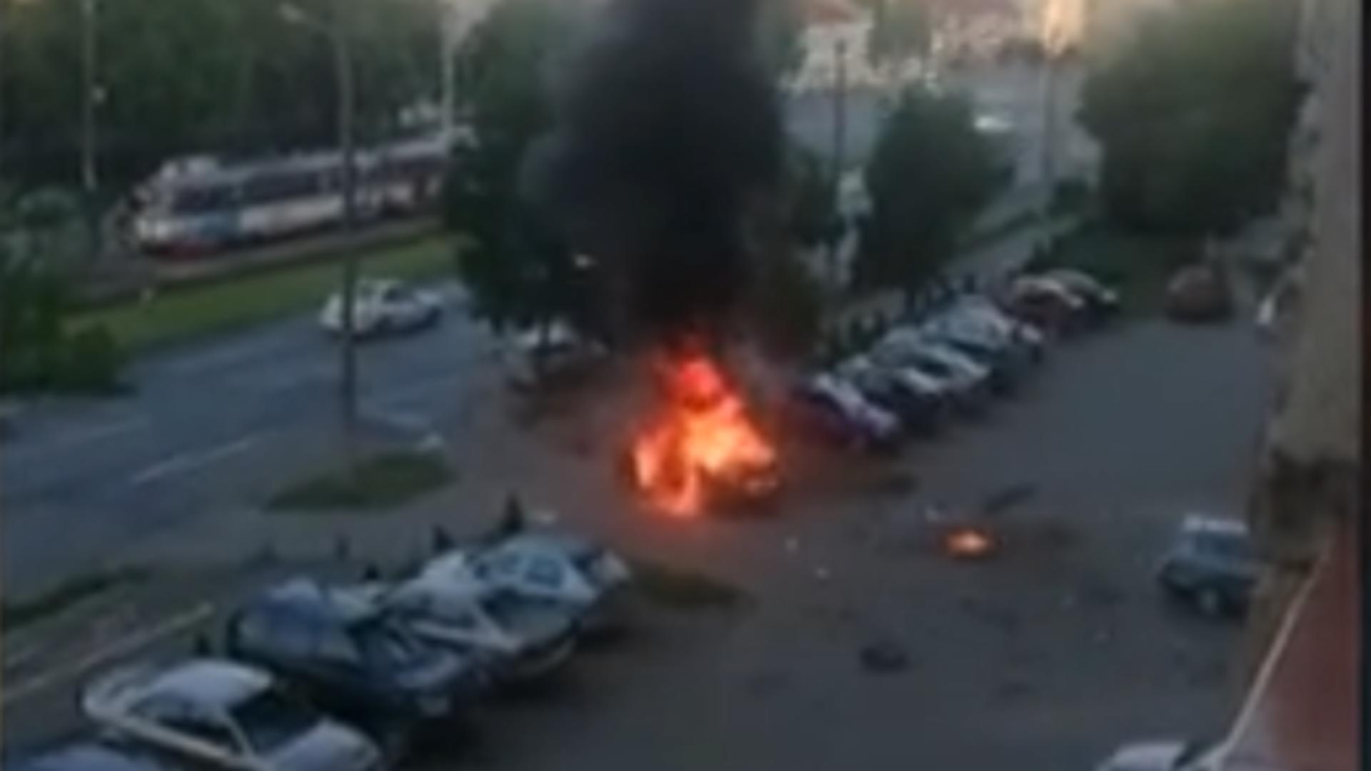 Explozie Arad