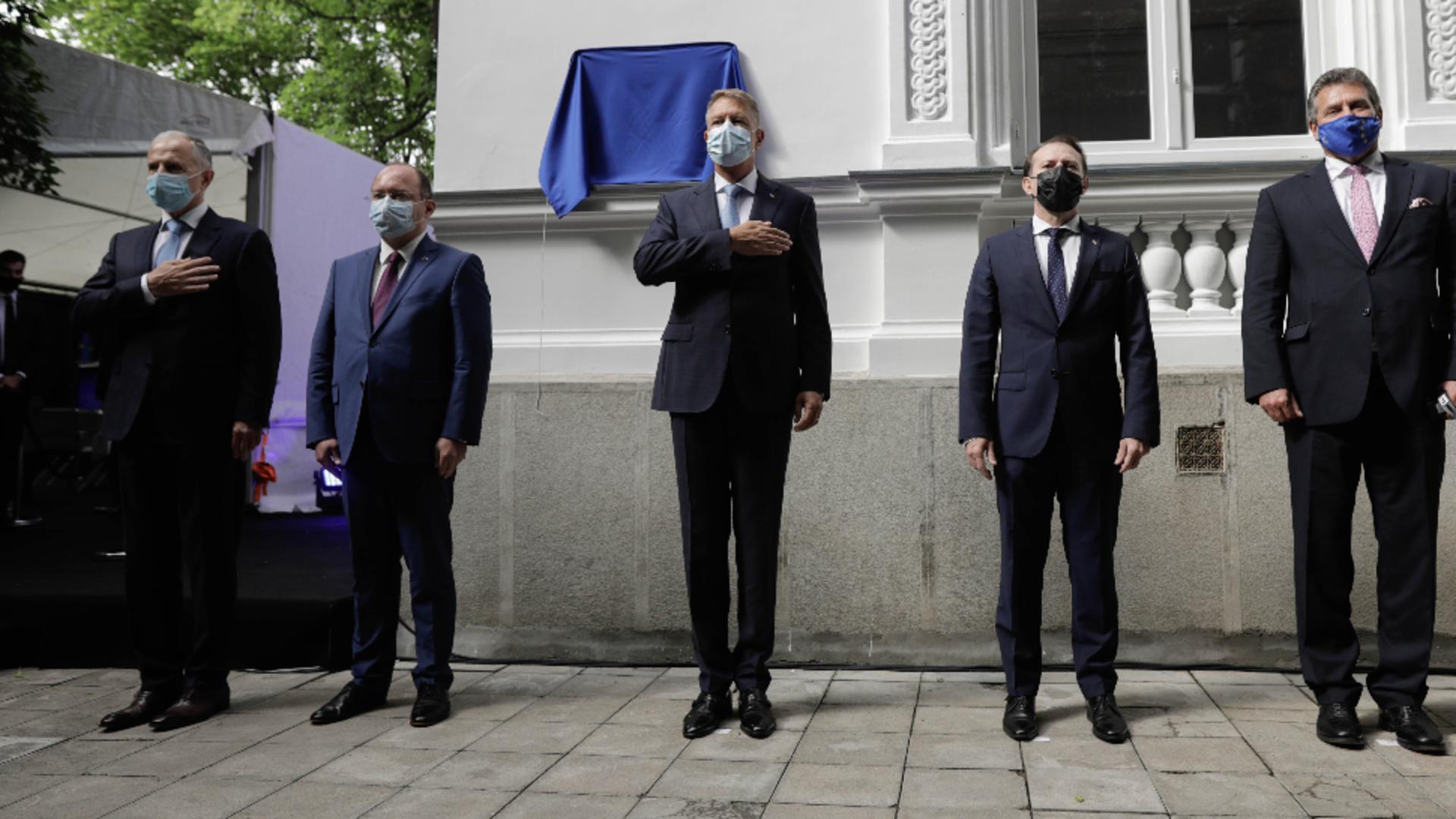 Mircea Geoană, despre decizia României de a înființa Centrul NATO de Reziliență E-RC, admirabilă Foto: INQUAM