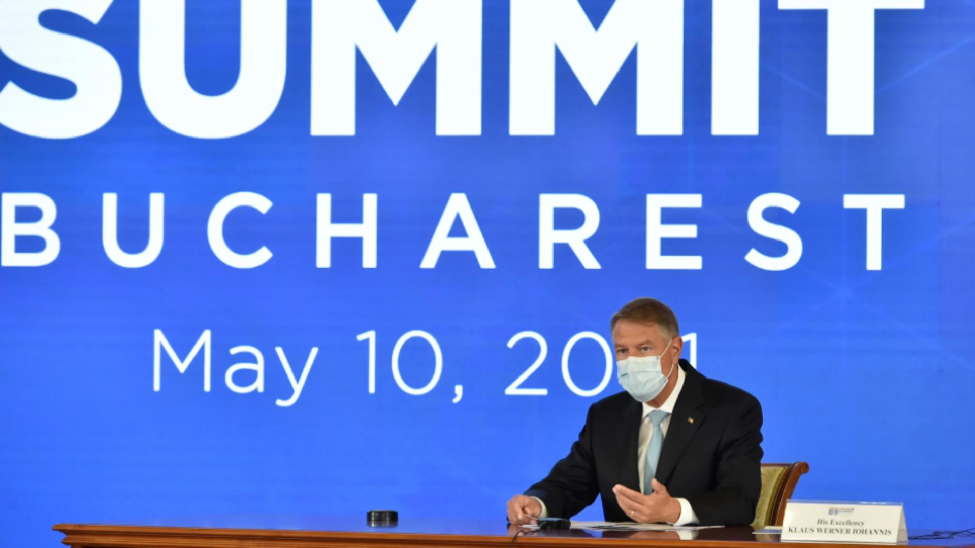 Summit NATO Bucuresti Foto: Administrația Prezidențială