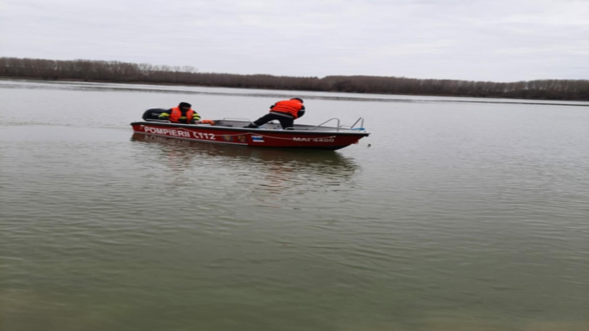 Căutări pescar Dunăre