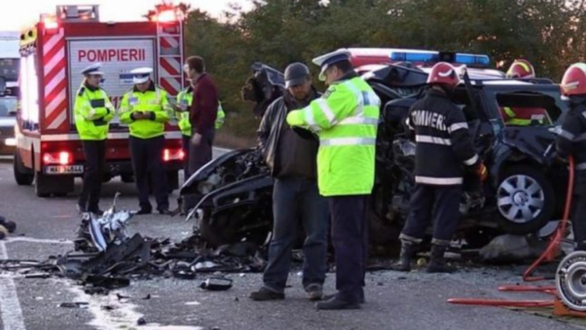 Cinci persoane şi-au pierdut viaţa în accidentul rutier, care s-a produs în 2017 / Foto: cronicadefalticeni.ro