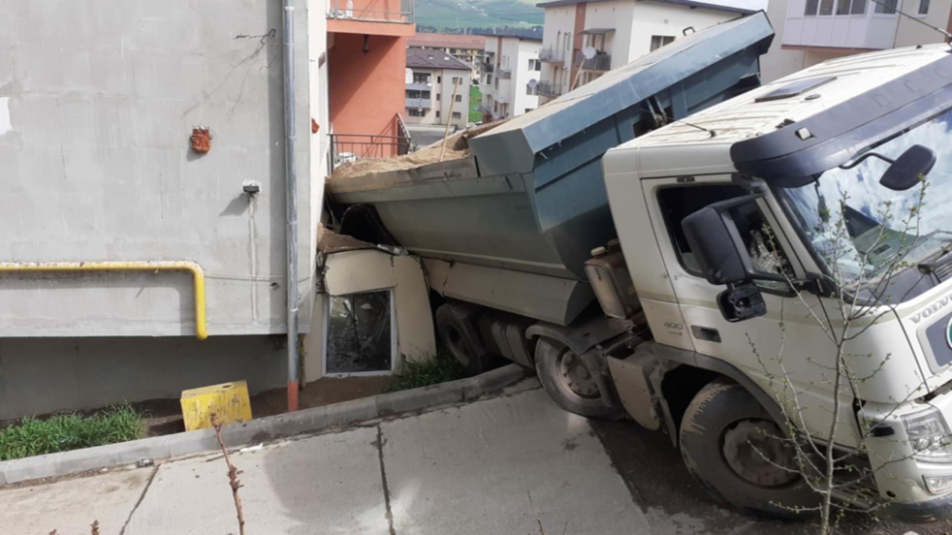 Incident Florești, Cluj