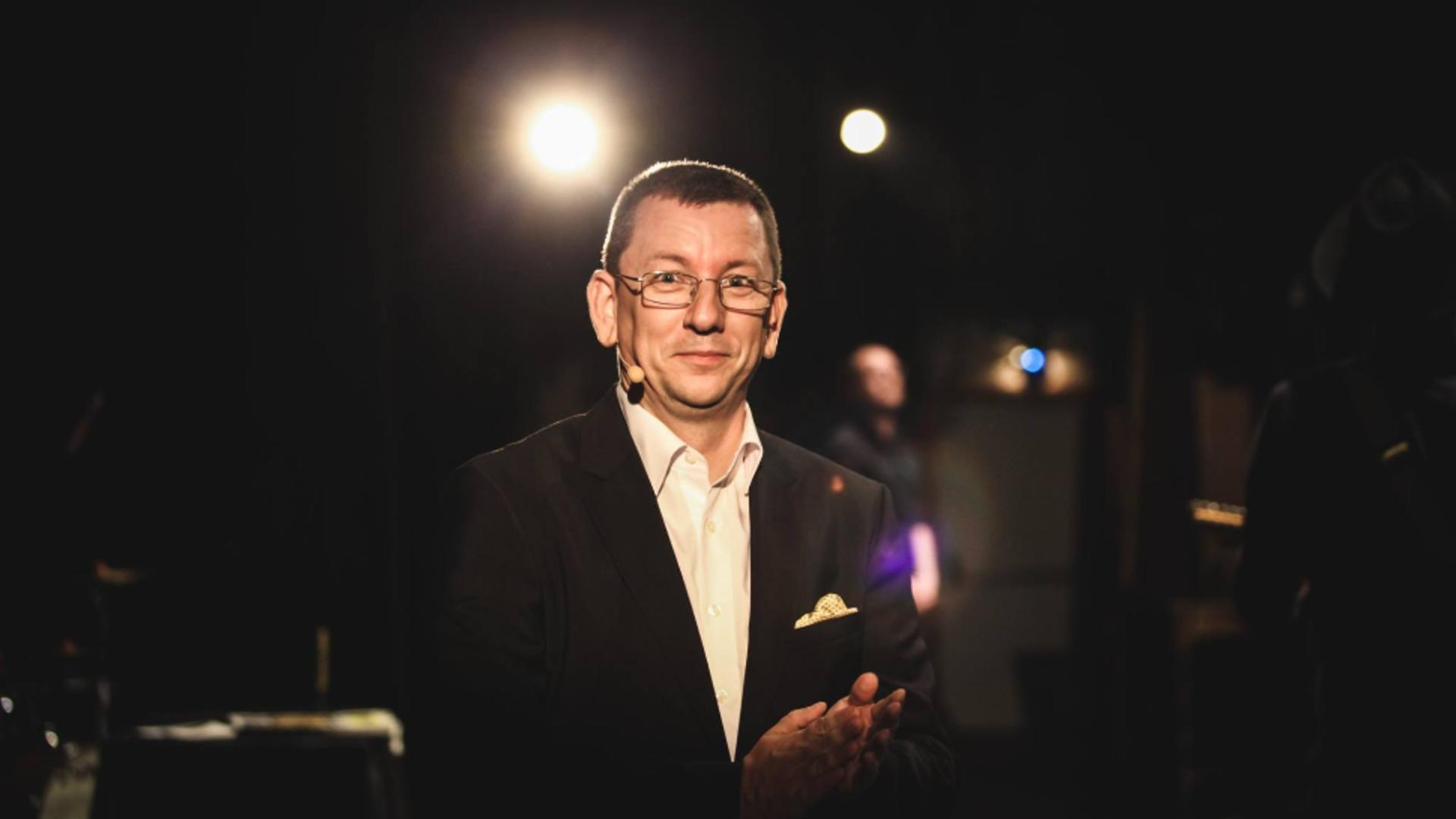 Dragoș Boța, jurnalist / Foto: Facebook