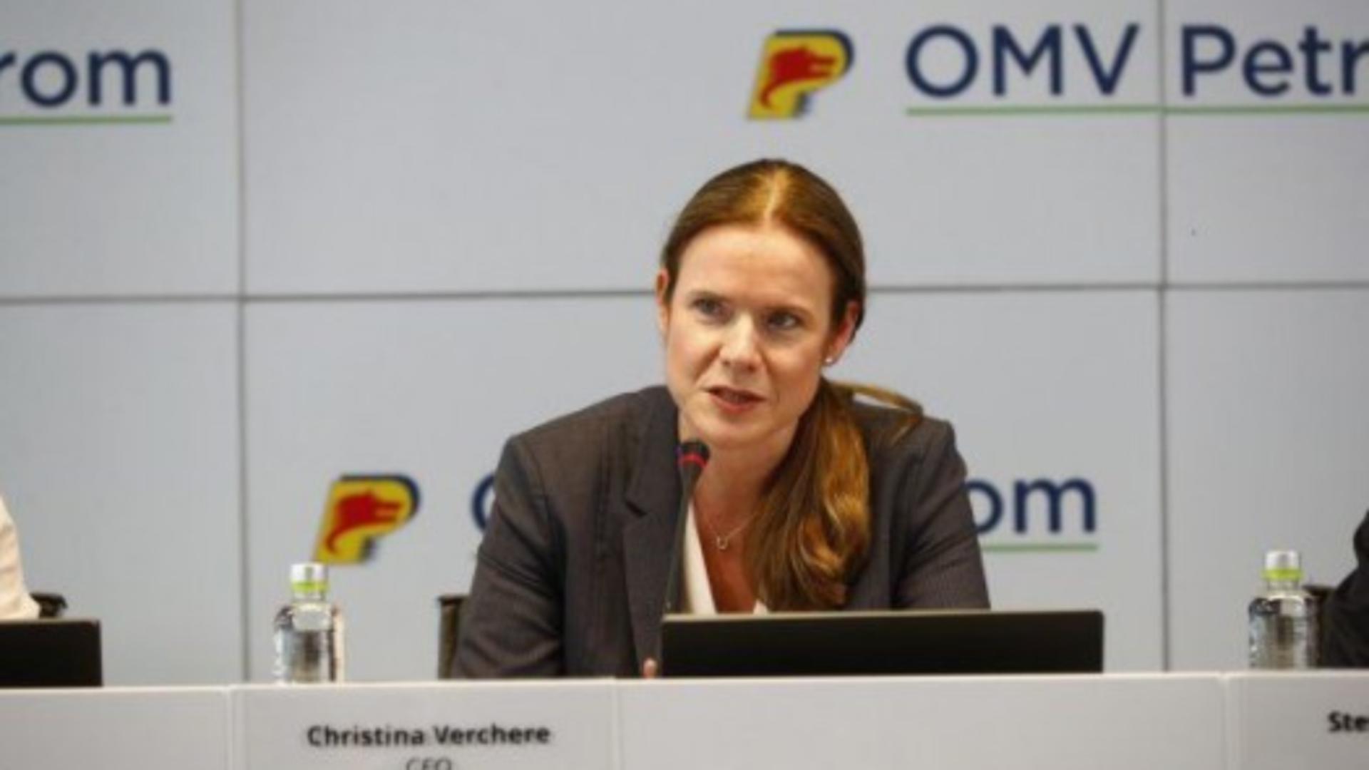 Christina-Verchere-CEO-OMV-Petrom