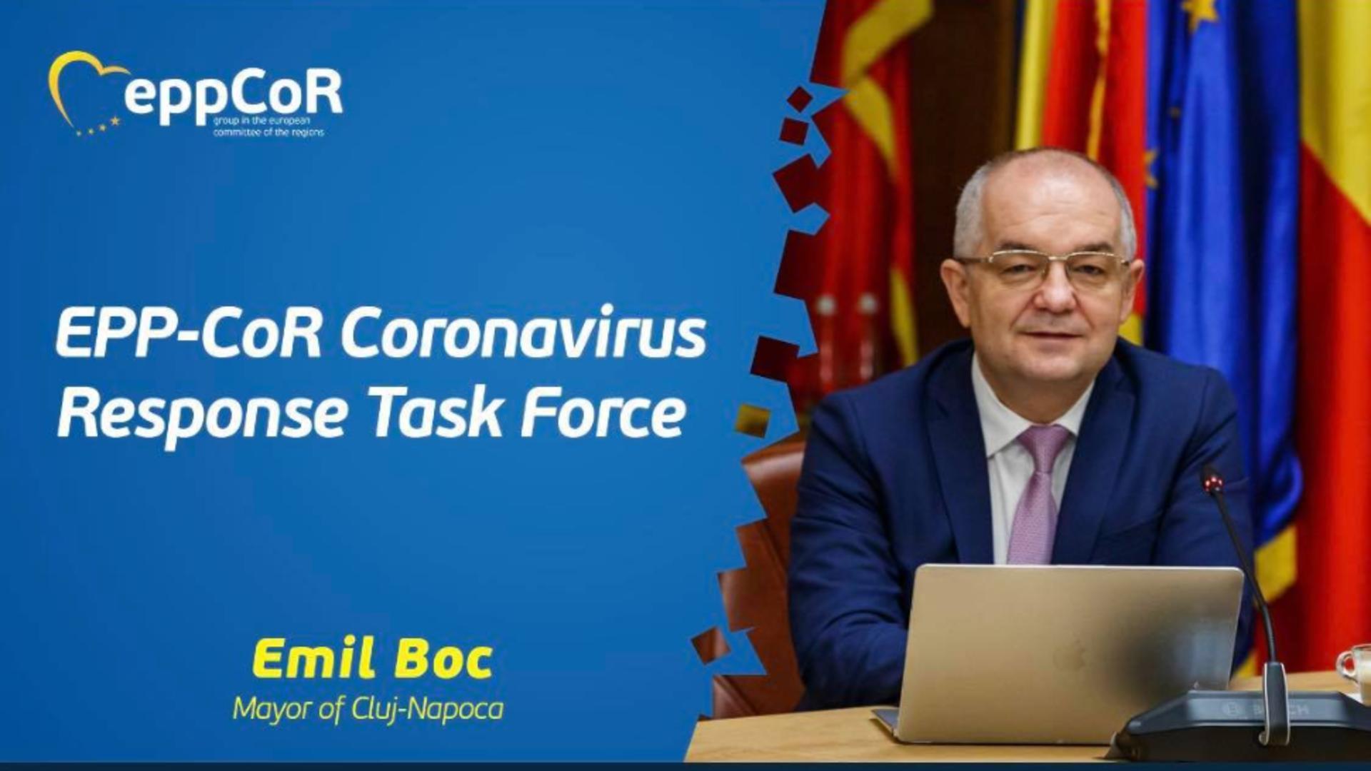 Emil Boc, pagina oficiala de Facebook