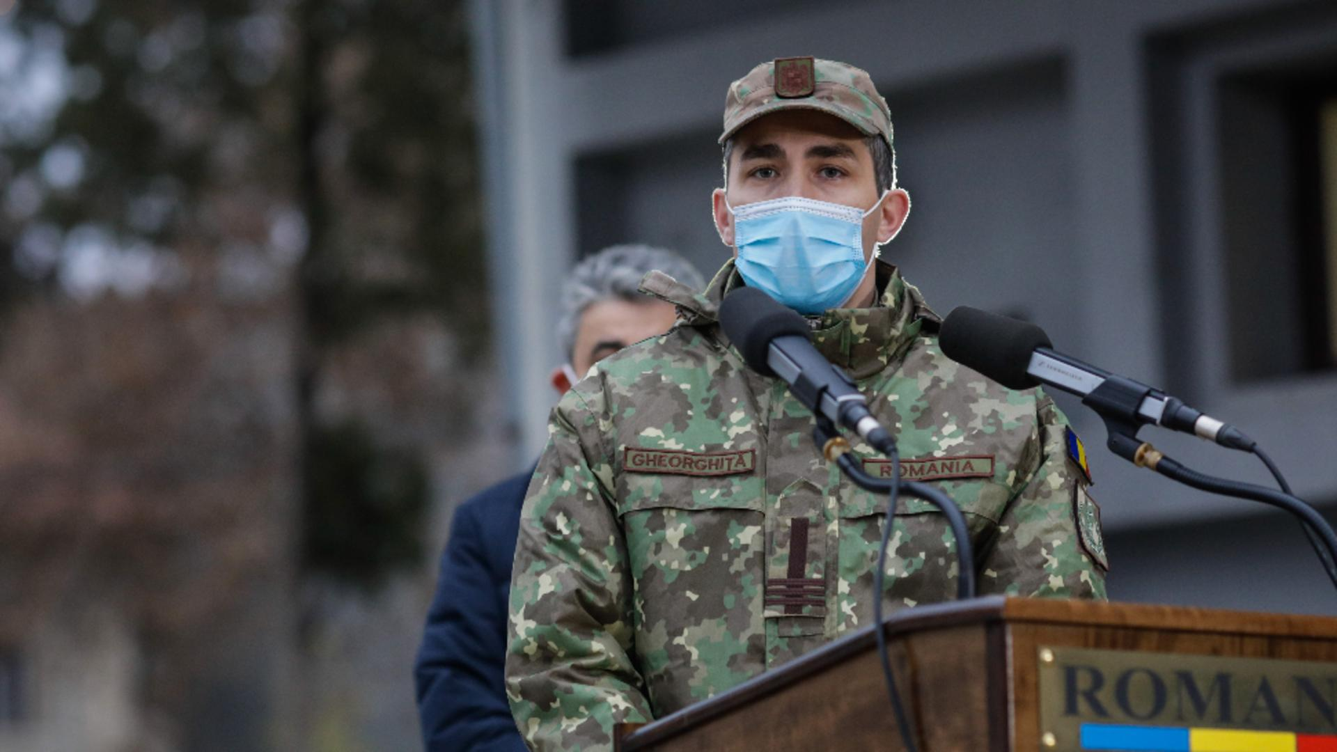 Valeriu Gheorghiță, anunț despre revenirea la normalitate și ȚINTA de 10 milioane de vaccinați Foto: INQUAM/George Călin