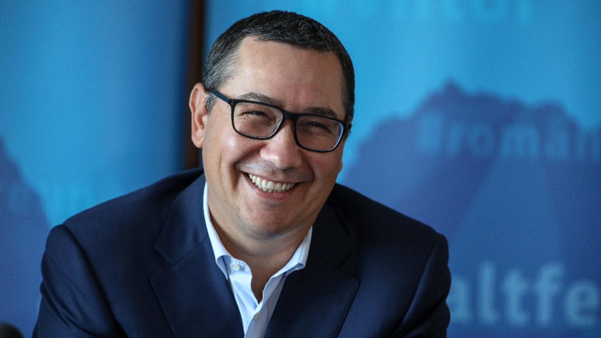 De ce NU a ajuns Ponta președinte / Foto: Inquam Photos