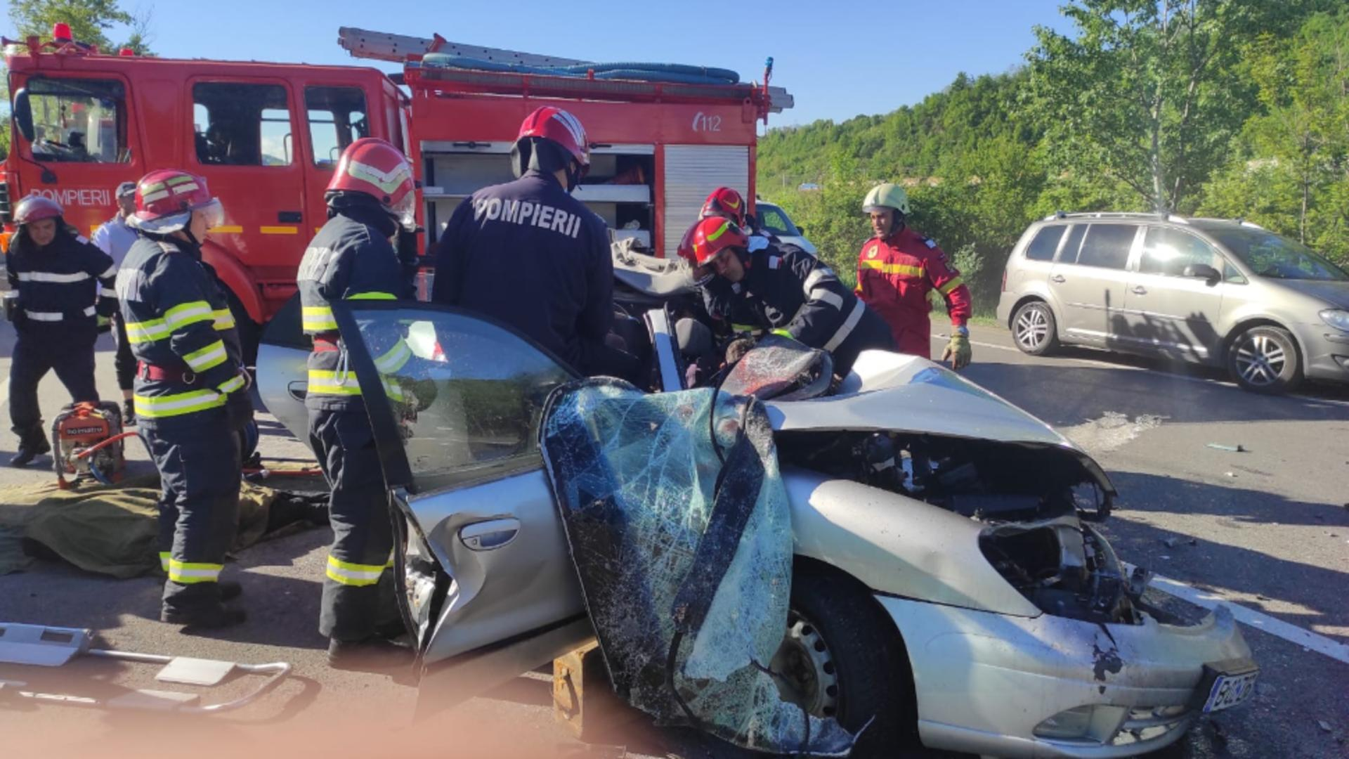 Tragedie rutieră la Nistorești, jud. Prahova.