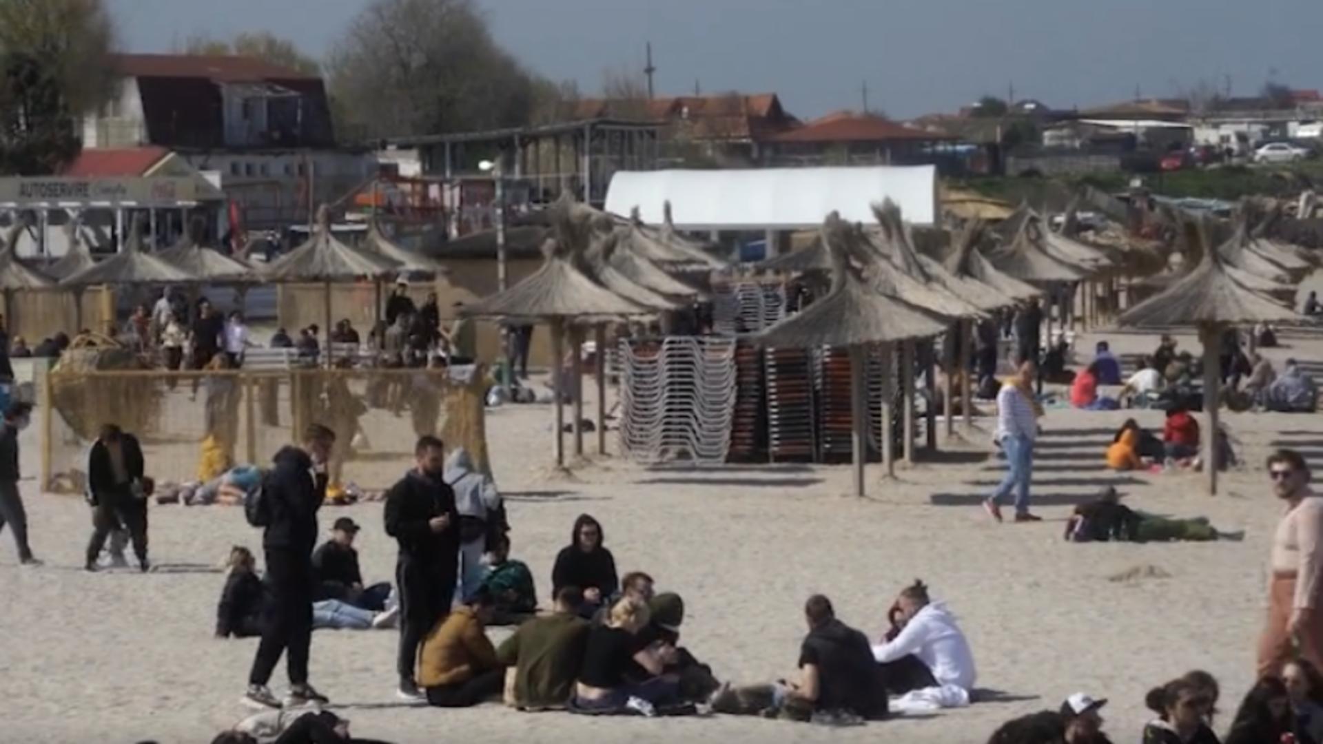 Turiști litoral