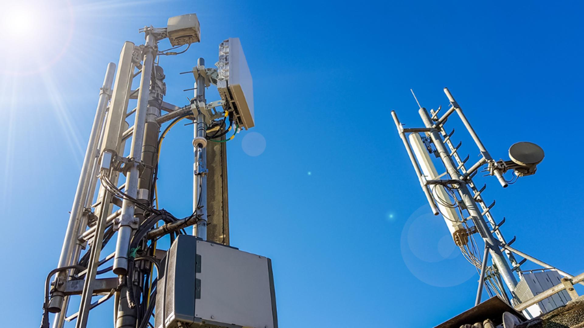 Antene de telefonie mobilă