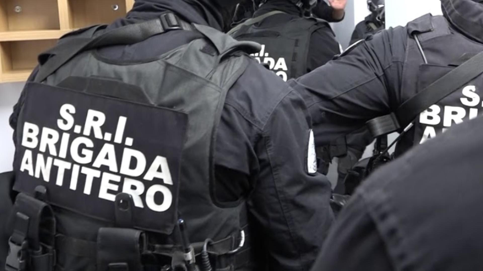 Intervenție antitero la Ambasada Suediei după descoperirea unui colet suspect