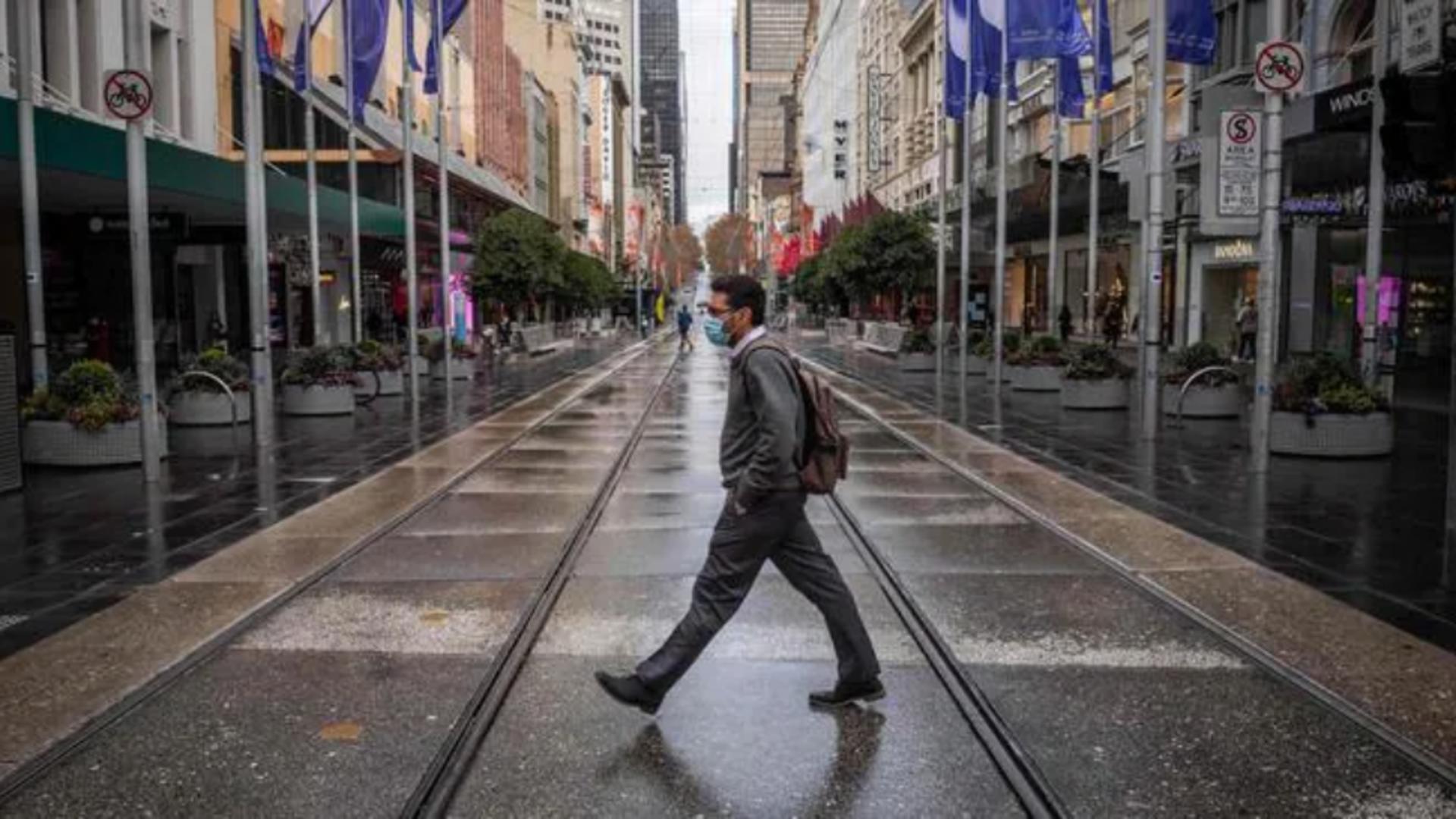 Lockdown pentru a 4-a oară în cel mai populat stat din Australia, după 26 de cazuri COVID-19 raportate